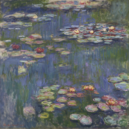 MONET - Nos inspirations en peinture - ÉOLE PARIS