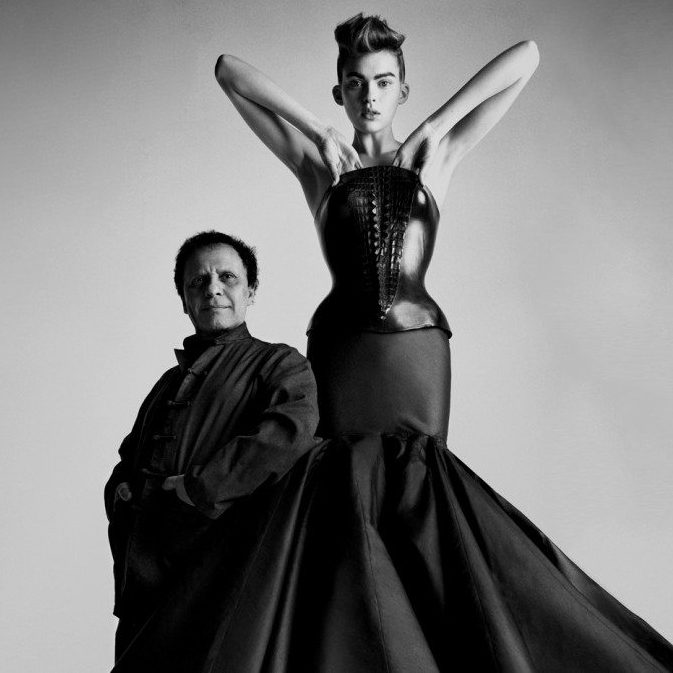 Azzedine Alaia - Nos inspirations MODE - ÉOLE PARIS