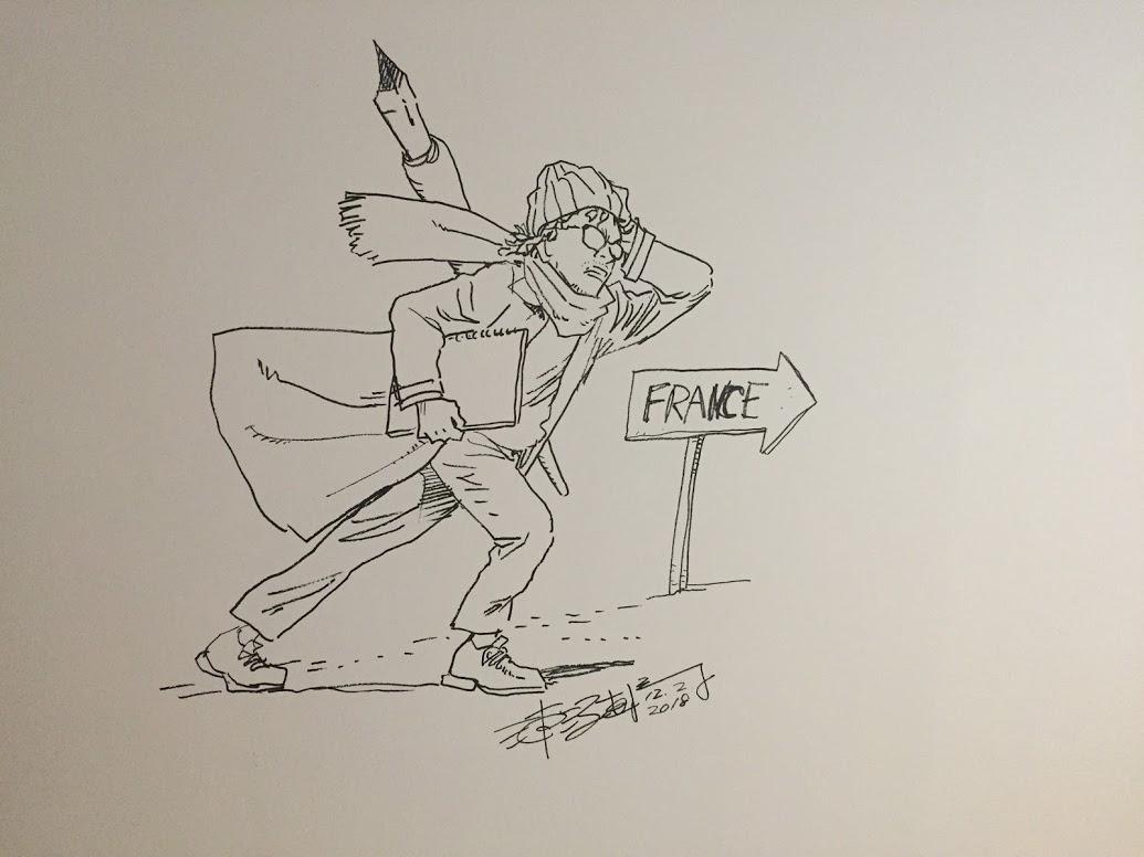 France - L'art de Naoki Urasawa - ÉOLE Paris