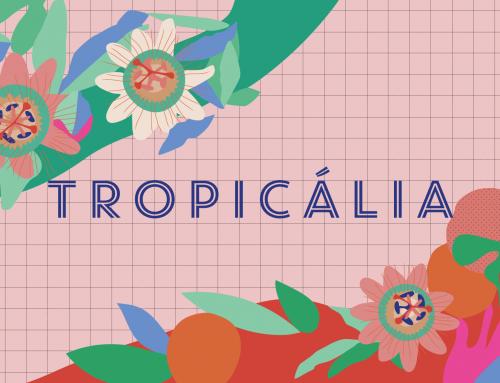Tropicália | Une collection exotique et colorée