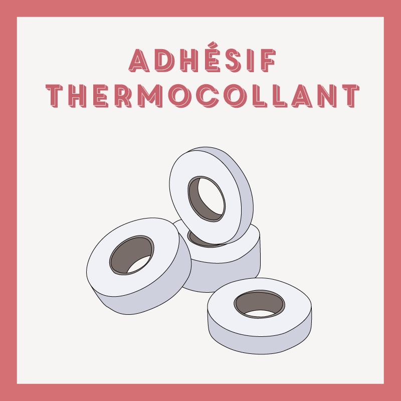 Adhésif Thermocollant