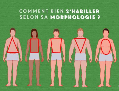 Comment bien s'habiller selon sa morphologie ? [HOMME]