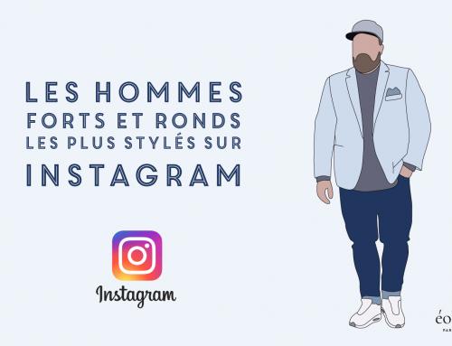 Les hommes forts et ronds les plus stylés sur Instagram