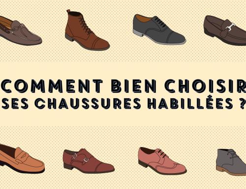 Comment Bien Choisir Ses Chaussures Habillées ? [Le Guide Ultime]