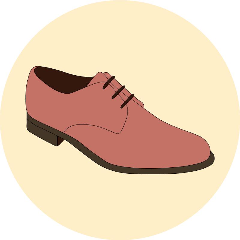 Les chaussures DERBIES - EOLE PARIS
