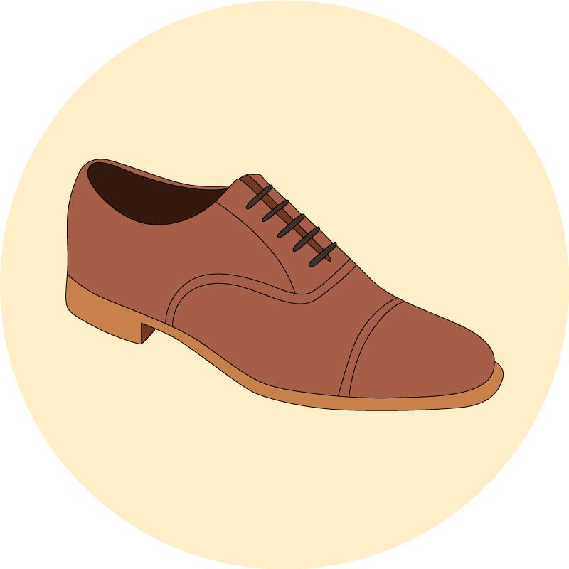 Les chaussures OXFORD - EOLE PARIS