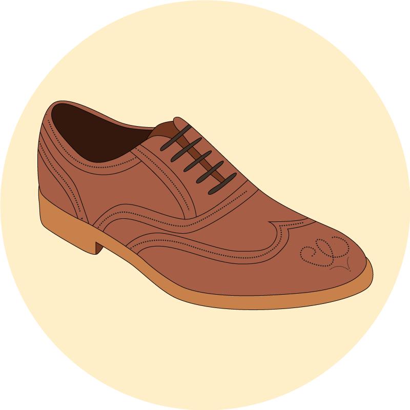 Les perforations sur les chaussures habillees - EOLE Paris 3