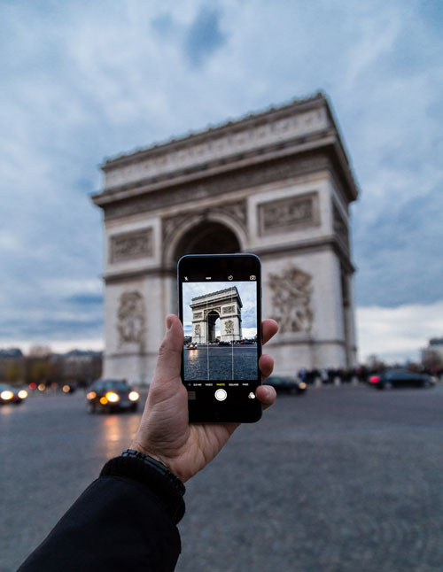 Conseils photos iphone 9
