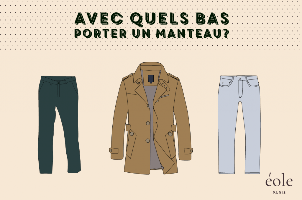 Quels bas porter avec votre manteau - EOLE PARIS