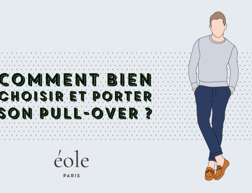 Comment Bien Choisir Et Porter Son Pull-Over ?