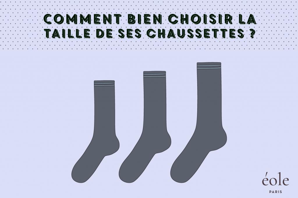 Comment bien choisir la taille de ses chaussures ? EOLE PARIS