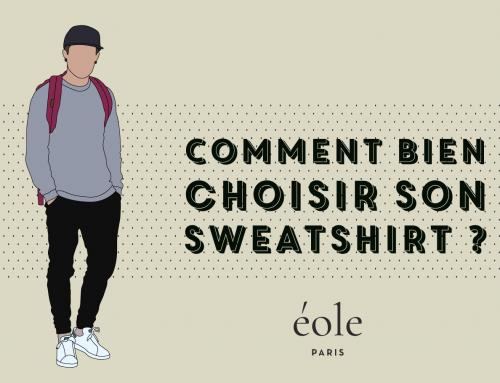 Comment bien choisir et porter son sweatshirt ? [Le Guide Complet]