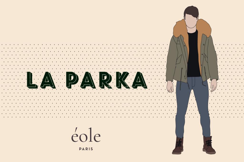 La parka - EOLE PARIS