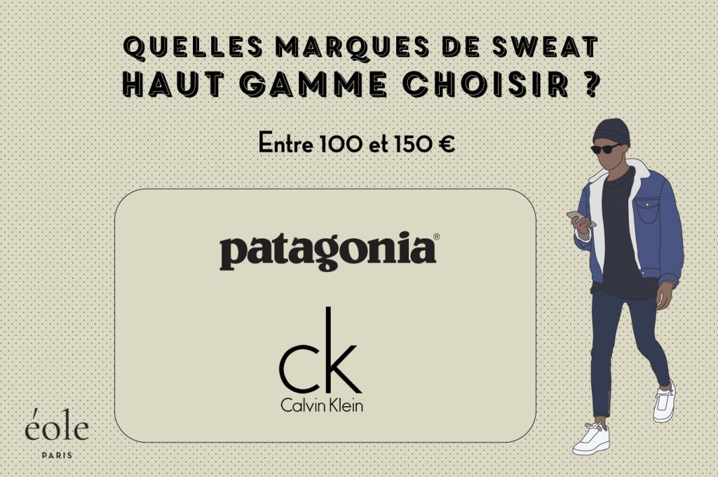 Quelles marques de sweat haut de gamme choisir - EOLE PARIS