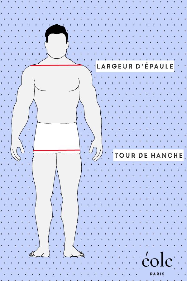 vos epaules sont elles plus larges que vos hanches - EOLE PARIS