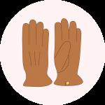 Anatomie des gants
