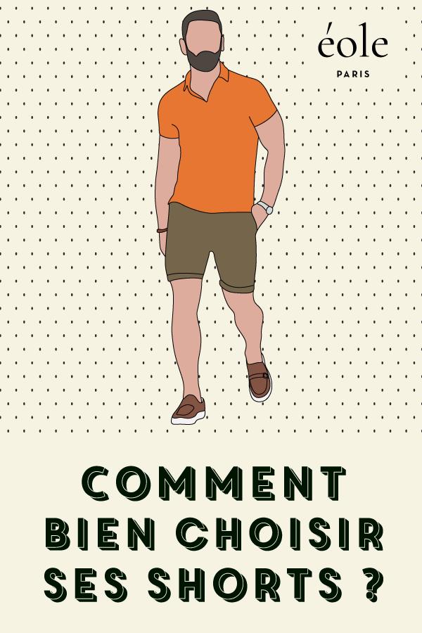 Comment bien choisir ses shorts ? EOLE PARIS