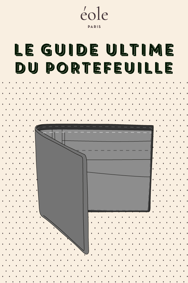 Le guide ultime du portefeuille - EOLE PARIS