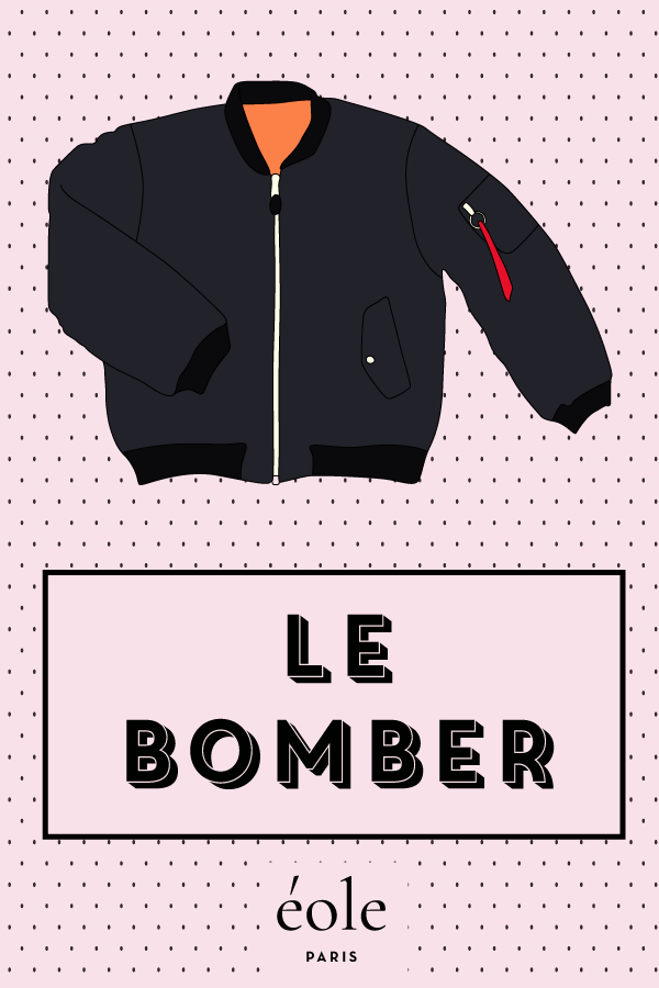 Le bomber - EOLE PARIS