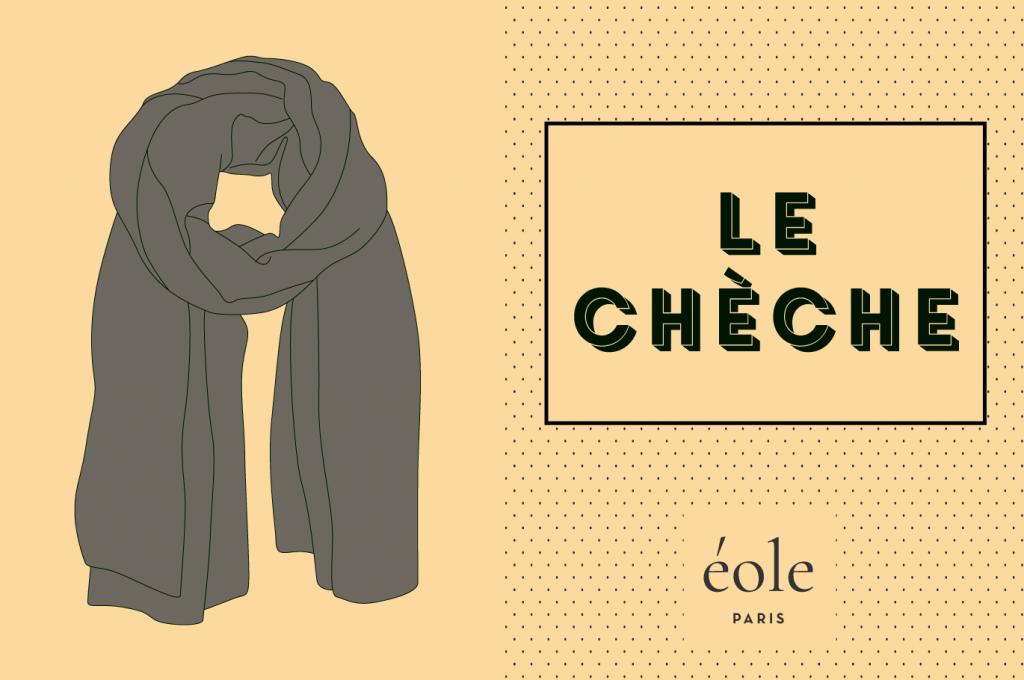 Le chèche - EOLE PARIS