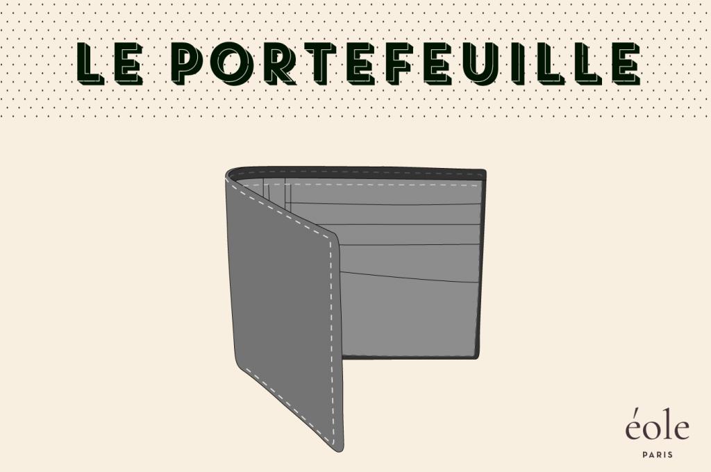 Le portefeuille - EOLE PARIS
