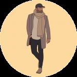 Les marques d'écharpes - EOLE PARIS