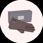 Les marques de gants - EOLE PARIS