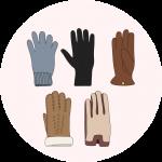 Les modèles de gants - EOLE PARIS