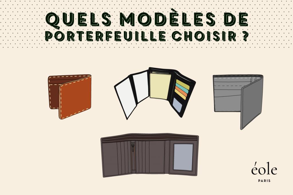 Quels modèles de portefeuille choisir ? EOLE PARIS