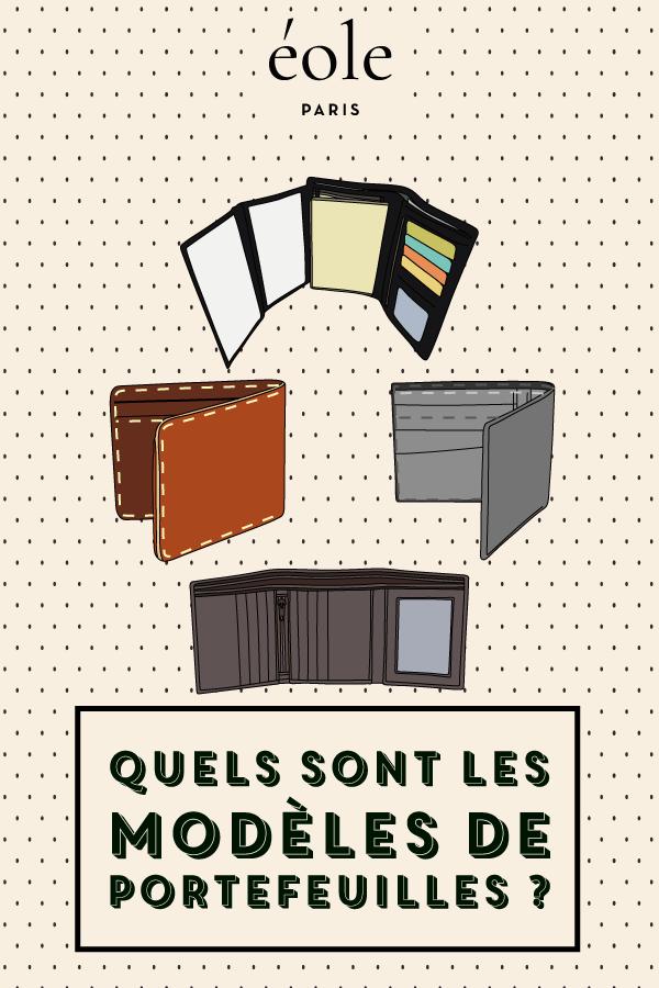 Quels sont les modèles de portefeuille - EOLE PARIS