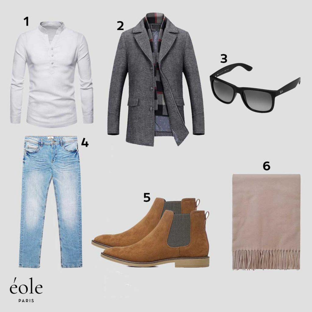 Casual Chic - Mi-Saison - EOLE PARIS