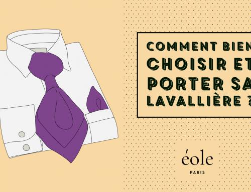 Comment Bien Choisir Et Porter La Lavallière ? [Guide Complet]