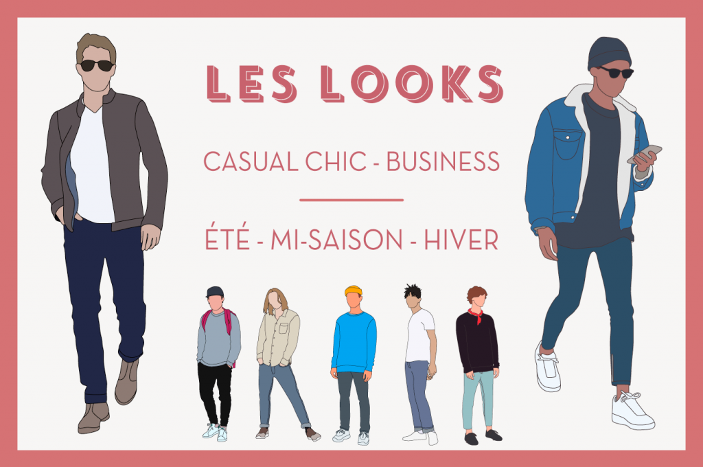 Les looks casual chic & Business - EOLE PARIS